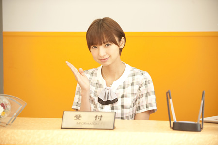 【7/15:AKBニュース】AKB48篠田麻里子「サラリーマンNEO」に出演 昼はOL、夜は…