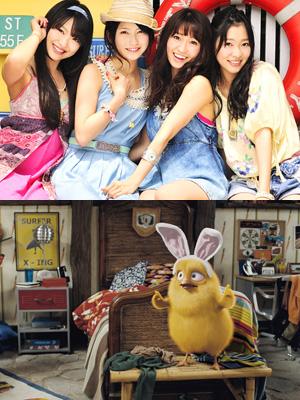 【7/5:AKBニュース】AKB48最強ユニット・Not yet、ハリウッド映画の日本語主題歌に!ウサギの冒険を描いたエンターテインメント